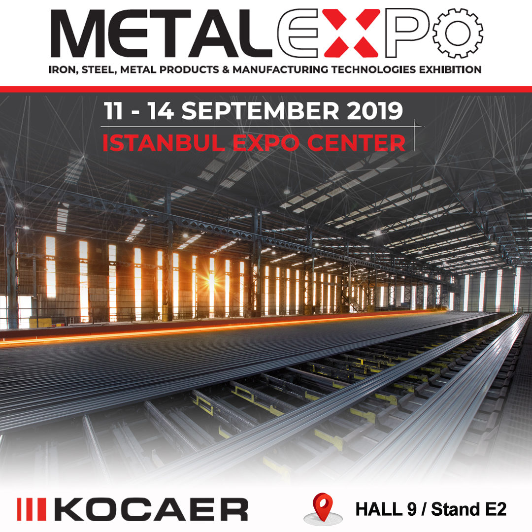 METALEXPO - EXHIBITION OF IRON, STEEL, METAL PRODUCTS & PRODUCTION TECHNOLOGIES
