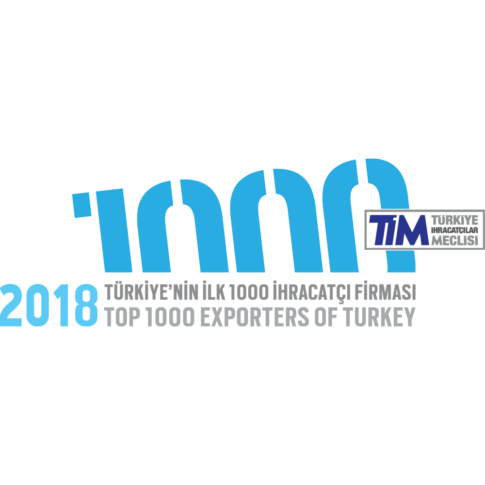 TIM TURKEY'S TOP 1000 EXPORTERS SURVEY