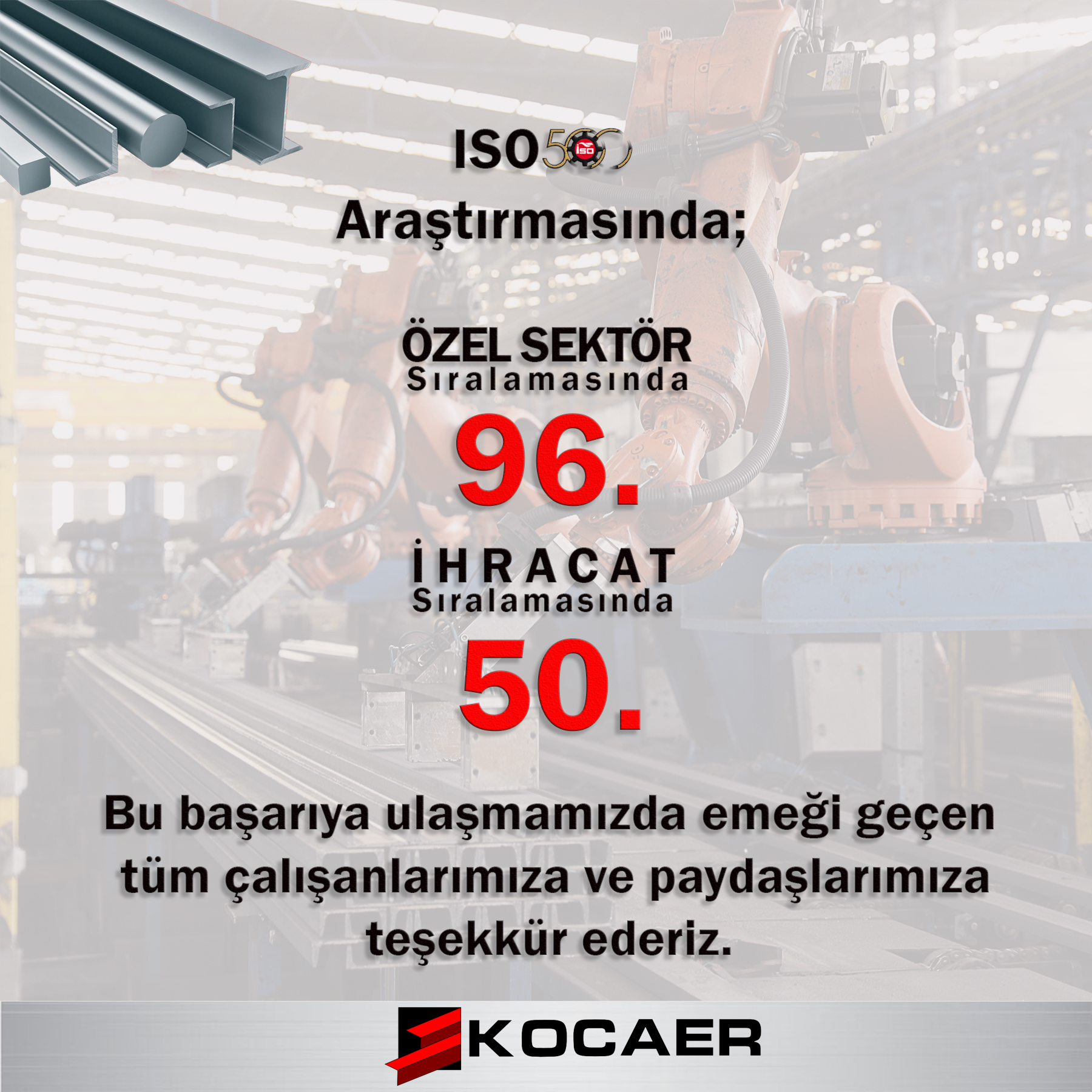 Turkey's Top 500 Industrial Enterprises 2018