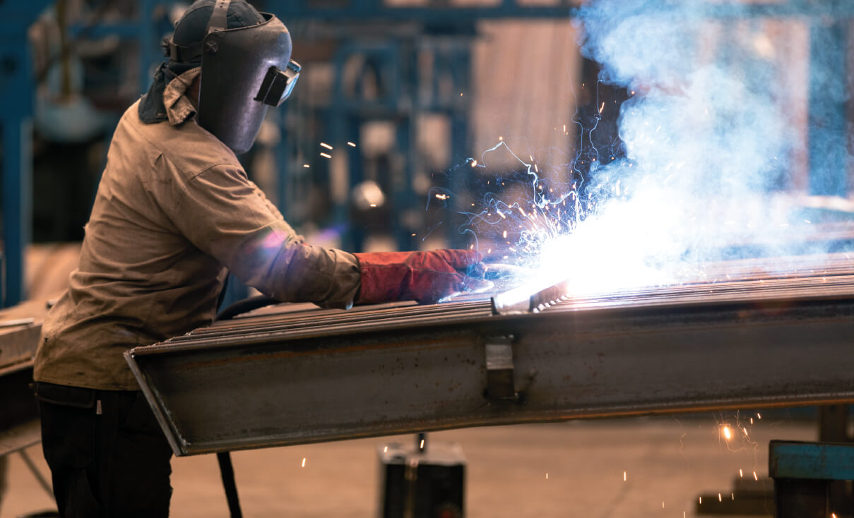 Welded Manufacturing