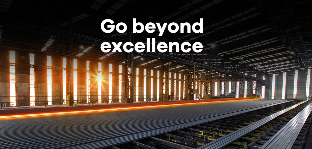 Go beyond excellence